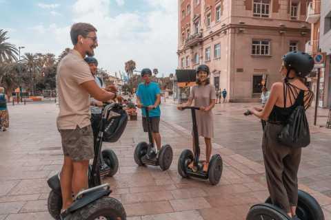 Malaga: 2-stündige Sightseeing-Tour mit Segway