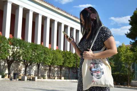 Athènes: audioguide sur smartphone pour musée archéologique