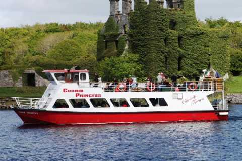 Galway City: Scenic Cruise of Corrib River & Lake