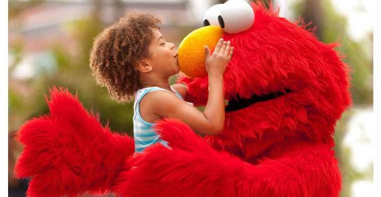 Philadelphia: Sesame Place Admission Ticket