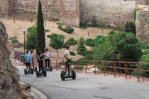 Malaga: 3 Hour Historical Segway Tour