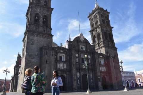 Puebla: Half-Day Private City Tour with Transportation