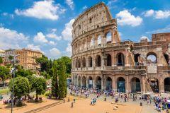 Tour c/ Acesso Prioritário Coliseu, Fórum Romano e Palatino