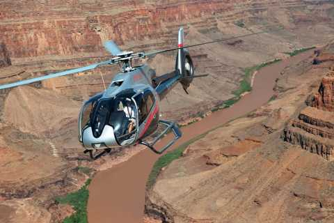 Grand Canyon West Rim Helicopter and Landing Tour