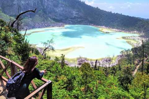 From Bandung: Day Trip to Kawah Putih