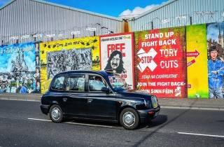 Belfast: Politische Tour im Taxi
