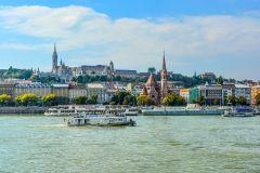 Budapeste: Bilhete de Barco Ilimitado de 1 Dia
