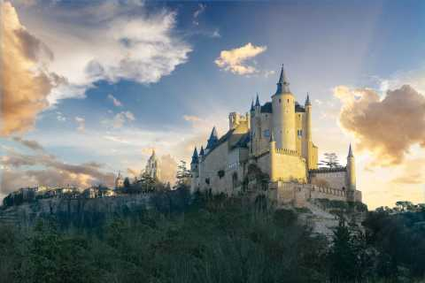 Avila and Segovia: Full-Day Guided Trip from Madrid