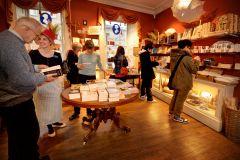 Bath: o bilhete do Jane Austen Centre