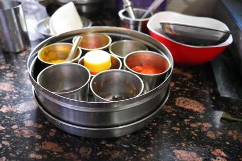 Udaipur: clase privada de cocina india de 4 horas con comidas