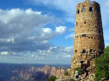 Scottsdale: Geführte Grand Canyon-Tagestour mit mehreren Stopps
