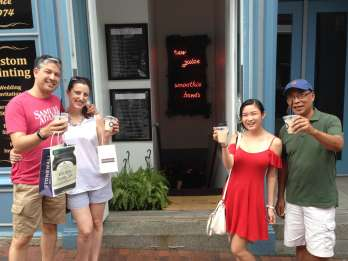 Portland: Old Port Culinary Walking Tour