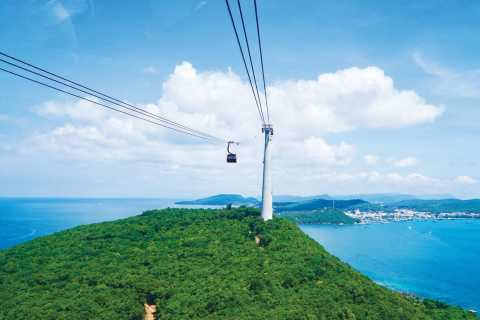 From Duong Dong: Southern Phu Quoc Tour and Cable Car Ride