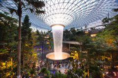 Aeroporto Jewel Changi: Ingresso de Admissão Canopy Park