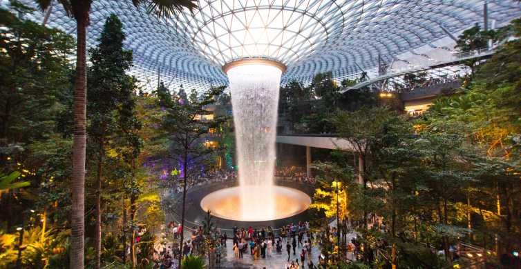 Jewel Changi Airport: Canopy Park Admission Ticket