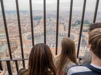 Rom: Petersdom Tour & Zugang zur Kuppel