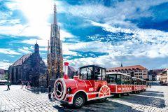 Nuremberg: Passeio em Trem Turístico
