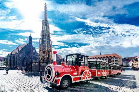 Nuremberg: Sightseeing Train Tour