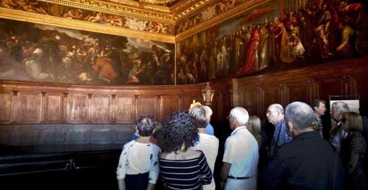 Venice: 1-Hour The Doge's Palace Tour