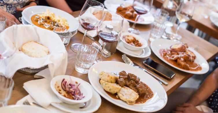 Budapest: 4-stündiger Dinner-Spaziergang