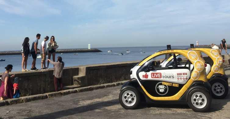 Porto: tour del fiume Douro con guida autonoma di 3 ore e tour in mare