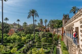 Sevilla: Alcázar-Führung mit bevorzugtem Einlass