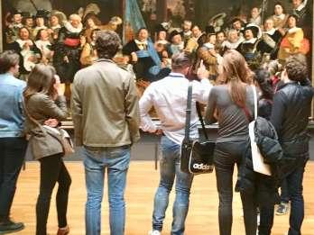 Amsterdam: Rijksmuseum-Tour mit fachkundigem Guide