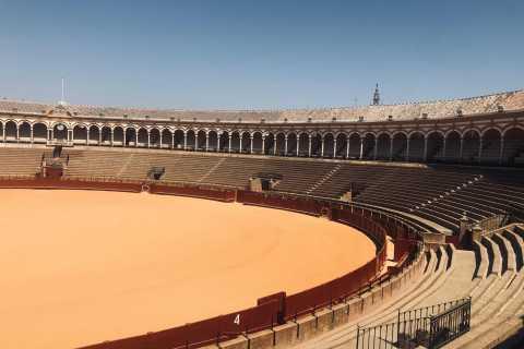Séville: billet coupe-file à l'arène et visite de 1h