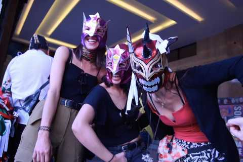 Mexico City: Lucha Libre Show