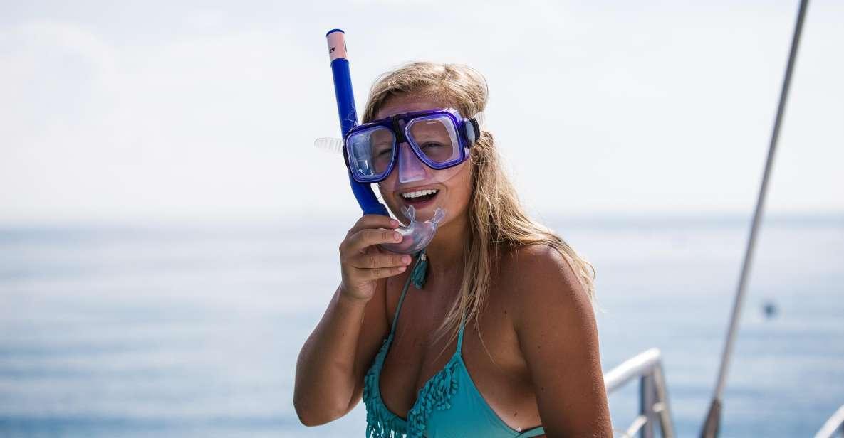 Key West: Sunset Snorkel Sejltur med Åben bar