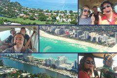 Passeio Fantástico de 60 Minutos em Avião sobre Miami