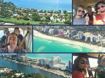 Miami: Fantastische 60-minütige Flugtour