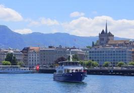 Quoi faire à Genève - Genève: croisière de 1h sur le lac de Genève