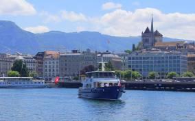 Geneva: 1-Hour Lake Geneva Cruise