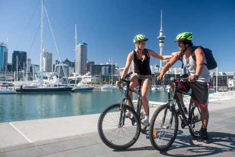 Auckland: City of Sails Self-Guided Bike Tour