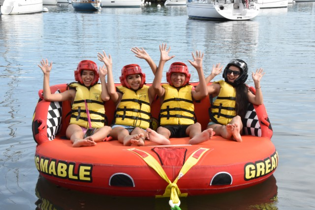 Miami: 15-Minute Tubing Experience