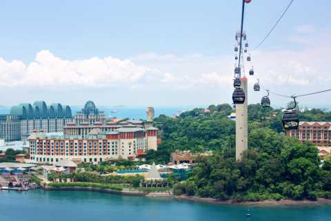 Singapore: Sentosa Cable Car Sky Pass