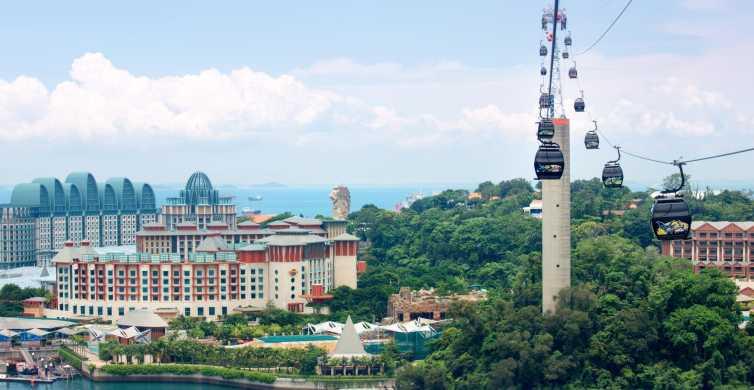 Singapur: Sky Pass para el teleférico de Sentosa