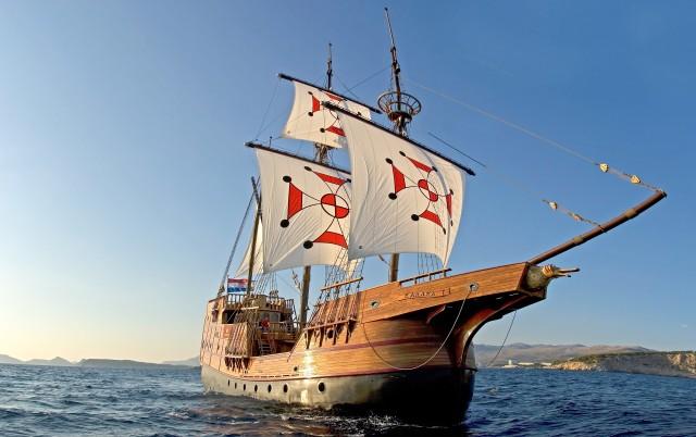 Dubrovnik: rondvaart Elafieten & snorkelen met lunch