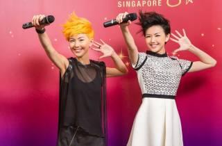 Singapur: Madame Tussauds 4-in-1-Erlebnis