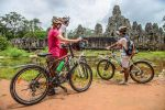 Angkor: Sunrise Bike Tour with Jungle Breakfast & Lunch