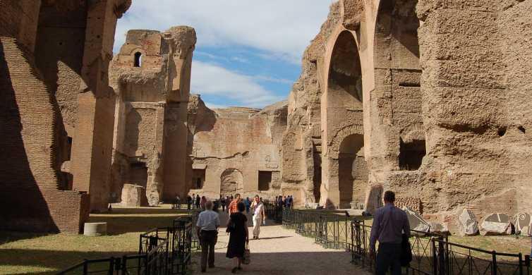 Rom: Circus Maximus, Caracalla-Thermen & Aventine-Hügel