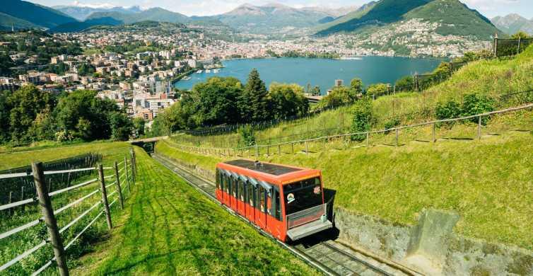 Lugano: 3-Hour Monte San Salvatore Tour with Funicular Ride