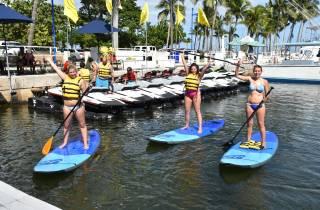 Miami: Kajak- oder Paddleboard-Verleih