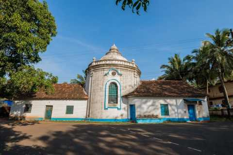 Divar Island: Local Goan Village Tour with Traditional Lunch
