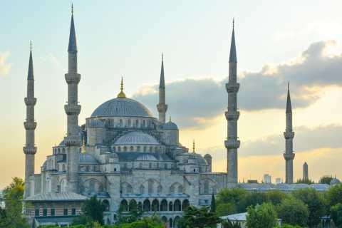 Istanbul: Blue Mosque & Hagia Sophia Small-Group Tour