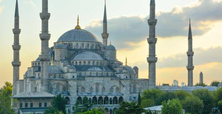 Istanbul: Blaue Moschee und Hagia Sophia – Kleingruppentour