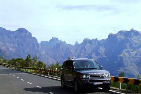Madeira: Half-Day Private 4-Wheel-Drive Expedition