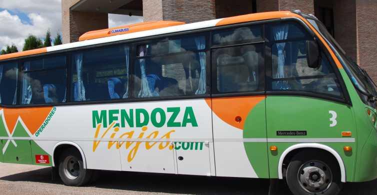 Mendoza: Traslado Unidirecional ou Ida e Volta Aeroporto MDZ