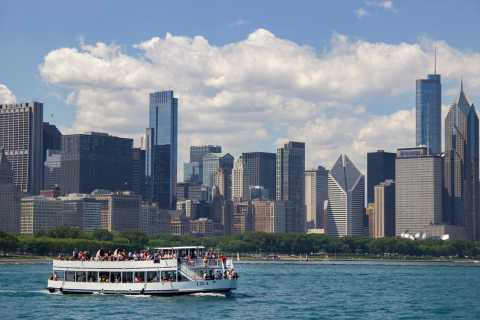 Chicago: 1.5-Hour Lake and River Architecture Cruise
